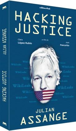 Hacking justice (LIVRE-DVD)