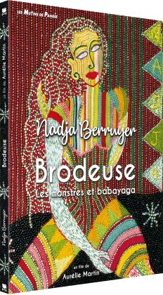 Nadja Berruyer, brodeuse (DVD)