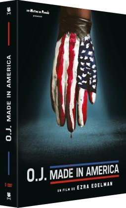O.J : Made in America (SÉRIE - 5 DVD)