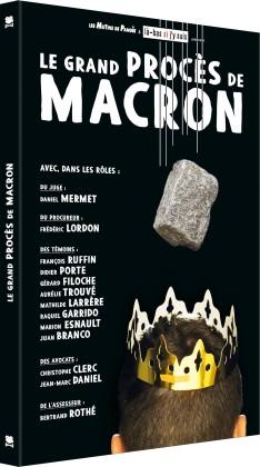 Le grand procès de Macron (DVD)